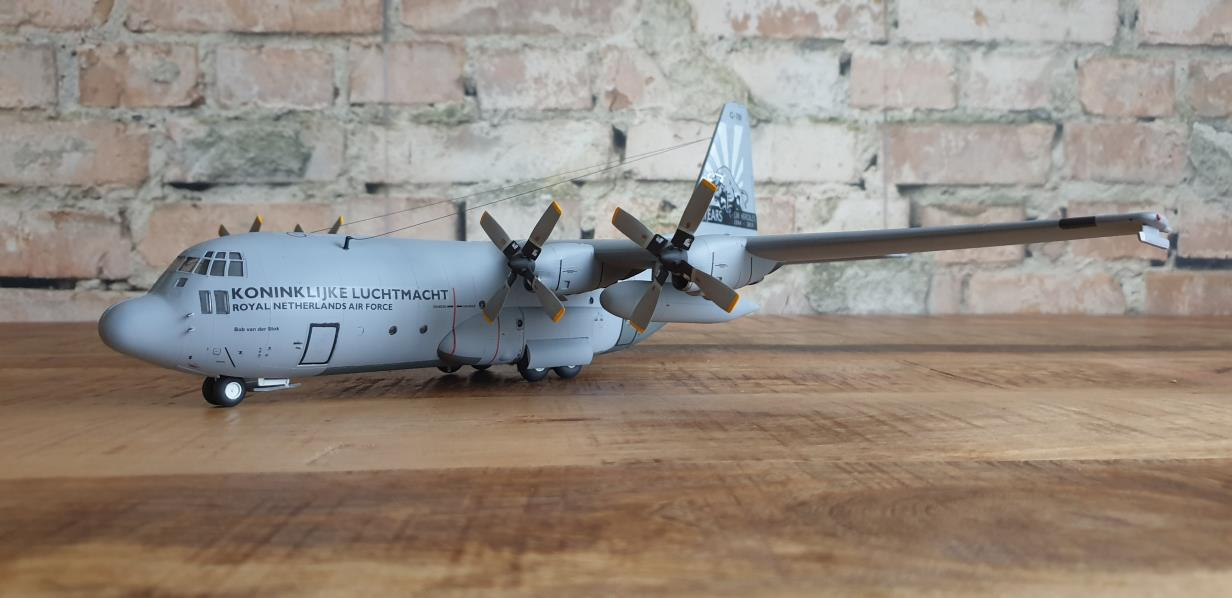 C 130Project richard 40