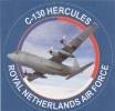 Sticker RNLAF Hercules