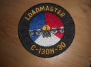 Loadmaster badge C-130-30