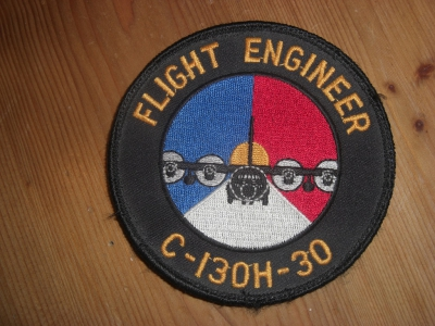 Flight Engineer C-130-30